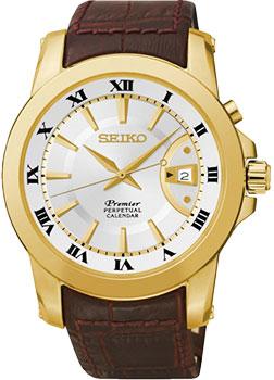 Seiko Часы Seiko SNQ144P1. Коллекция Premier все цены