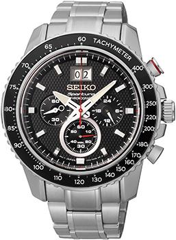Seiko Часы Seiko SPC137P1. Коллекция Sportura seiko часы seiko ssc355p1 коллекция sportura