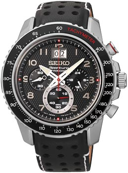 Seiko Часы Seiko SPC139P1. Коллекция Sportura seiko часы seiko ssc355p1 коллекция sportura