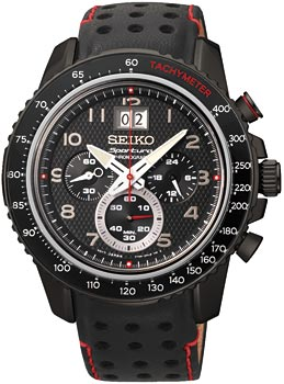 Seiko Часы Seiko SPC141P1. Коллекция Sportura seiko часы seiko spc135p1 коллекция sportura