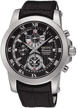 купить Seiko Часы Seiko SPC161P2. Коллекция Premier по цене 41900 рублей