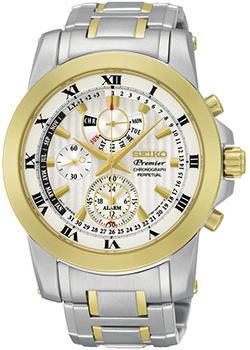 Seiko Часы Seiko SPC162P1. Коллекция Premier