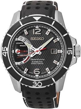 Seiko Часы Seiko SRG019P2. Коллекция Sportura часы seiko kinetic ska653