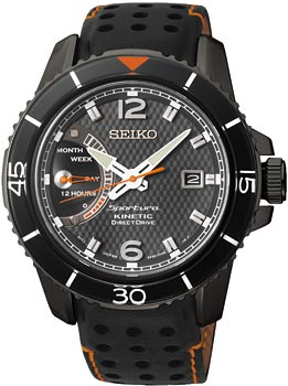 Seiko Часы Seiko SRG021P1. Коллекция Sportura часы seiko kinetic m84 0ac0d srn054