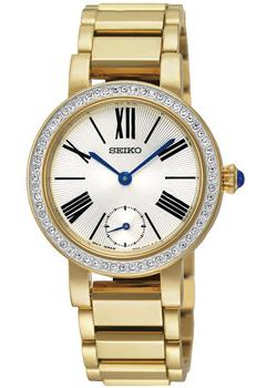 Seiko Часы Seiko SRK028P1. Коллекция Conceptual Series Dress зубная паста babycoccole клубника 75 мл