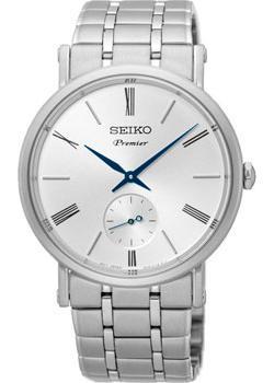 Seiko Часы Seiko SRK033P1. Коллекция Premier seiko часы seiko snq150p1 коллекция premier