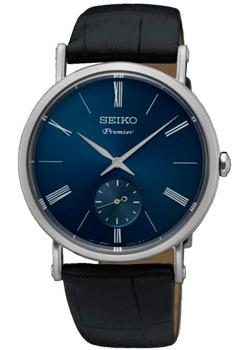 Seiko Часы Seiko SRK037P1. Коллекция Premier seiko часы seiko snq147p1 коллекция premier