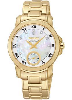 Seiko Часы Seiko SRKZ60P1. Коллекция Premier seiko часы seiko skp396p1 коллекция premier