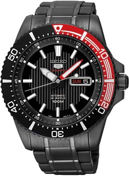 Seiko Часы Seiko SRP575K1. Коллекция Seiko 5 Sports