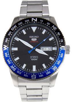 Seiko Часы Seiko SRP659K1. Коллекция Seiko 5 Sports цена