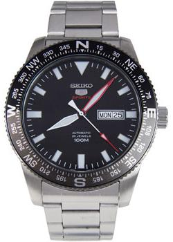 цена Seiko Часы Seiko SRP669K1. Коллекция Seiko 5 Sports онлайн в 2017 году