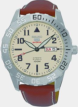 Seiko Часы Seiko SRP757K1. Коллекция Seiko 5 Sports seiko часы seiko srp757k1 коллекция seiko 5 sports