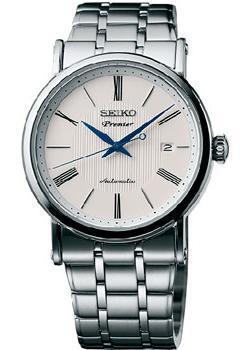 Seiko Часы Seiko SRPA17J1. Коллекция Premier seiko часы seiko snq147p1 коллекция premier