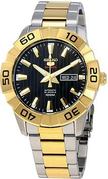 Seiko Часы Seiko SRPA56K1. Коллекция Seiko 5 Sports seiko часы seiko srp555k1 коллекция seiko 5 sports