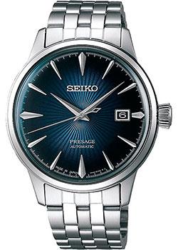 Seiko Часы Seiko SRPB41J1. Коллекция Presage s928 bluetooth gps реальное время пульс трек умный напульсник давление воздуха окружающей среды температура высота часы