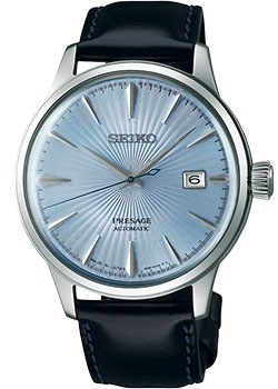 Seiko Часы Seiko SRPB43J1. Коллекция Presage портмоне lancaster 128 35 marron fo