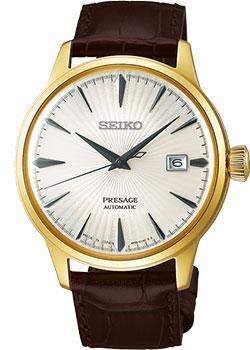 Seiko Часы Seiko SRPB44J1. Коллекция Presage портмоне lancaster 128 35 marron fo