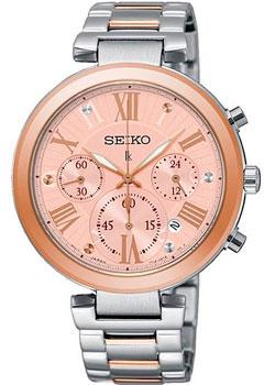 Seiko Часы Seiko SRW788P1. Коллекция Lukia seiko srw788p1