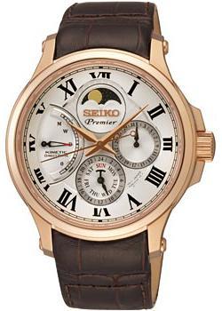 Seiko Часы Seiko SRX008J1. Коллекция Premier seiko premier snq144p1