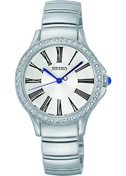 Seiko Часы Seiko SRZ441P1. Коллекция Conceptual Series Dress цена