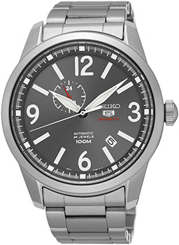 Seiko Часы Seiko SSA291K1. Коллекция Seiko 5 Sports seiko watch no 5 automatic fashion simple mechanical watch snk379k1 snk807k2 snk809k1 snk809k2 snk385k1 snk803k2 snk805k2