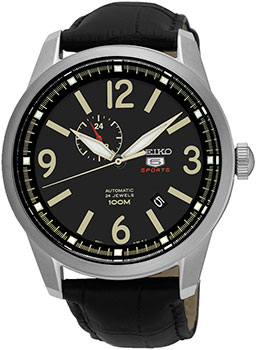 Seiko Часы Seiko SSA297K1. Коллекция Seiko 5 Sports seiko watch no 5 automatic fashion simple mechanical watch snk379k1 snk807k2 snk809k1 snk809k2 snk385k1 snk803k2 snk805k2