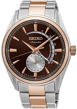 Seiko Часы Seiko SSA308J1. Коллекция Presage часы из розового золота 87888
