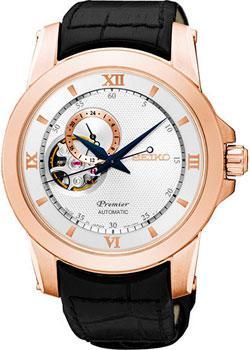 Seiko Часы Seiko SSA326J1. Коллекция Premier seiko часы seiko sxb430p1 коллекция premier