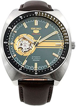 Seiko Часы Seiko SSA333K1. Коллекция Seiko 5 Sports seiko часы seiko ssa293k1 коллекция seiko 5 sports