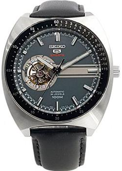 Seiko Часы Seiko SSA335K1. Коллекция Seiko 5 Sports seiko watch no 5 automatic fashion simple mechanical watch snk379k1 snk807k2 snk809k1 snk809k2 snk385k1 snk803k2 snk805k2
