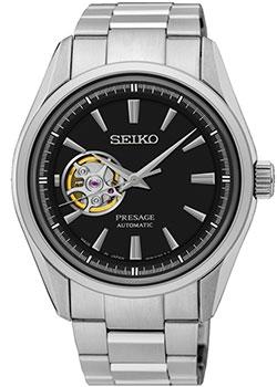 Seiko Часы Seiko SSA357J1. Коллекция Presage портмоне lancaster 128 35 marron fo