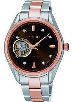 где купить  Seiko Часы Seiko SSA864J1. Коллекция Presage  по лучшей цене