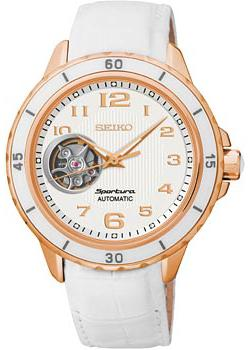 Seiko Часы Seiko SSA882J1. Коллекция Sportura seiko qxa603w