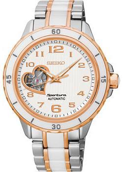 Seiko Часы Seiko SSA884J1. Коллекция Sportura seiko часы seiko ssc355p1 коллекция sportura