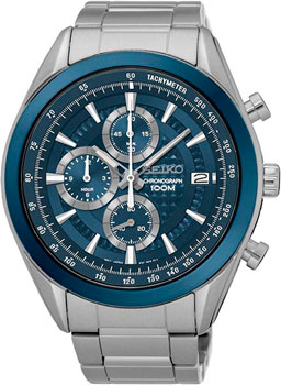Seiko Часы Seiko SSB177P1. Коллекция Conceptual Series Sports seiko cs sports srp659k1s