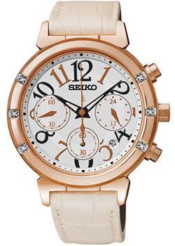 Seiko Часы Seiko SSC872J1. Коллекция Lukia seiko qxa603w