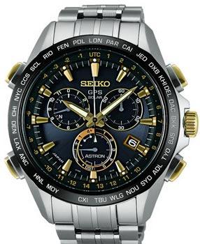 Seiko Часы Seiko SSE007J1. Коллекция Astron seiko astron sse047j1