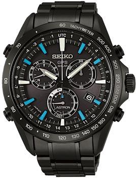 Seiko Часы Seiko SSE013J1. Коллекция Astron seiko astron sse047j1