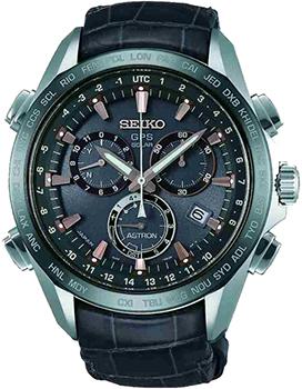 Seiko Часы Seiko SSE023J1. Коллекция Astron seiko часы seiko sse049j1 коллекция astron