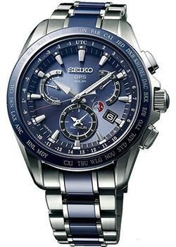Seiko Часы Seiko SSE043J1. Коллекция Astron seiko часы seiko sse093j1 коллекция astron