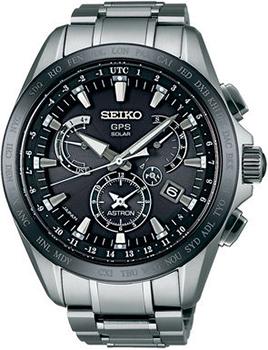 Seiko Часы Seiko SSE045J1. Коллекция Astron seiko astron sse047j1