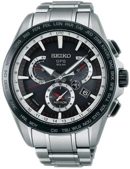 Seiko Часы Seiko SSE051J1. Коллекция Astron seiko astron sse047j1