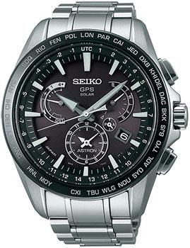 Seiko Часы Seiko SSE077J1. Коллекция Astron seiko часы seiko sse093j1 коллекция astron
