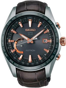 Seiko Часы Seiko SSE095J1. Коллекция Astron seiko часы seiko sse049j1 коллекция astron