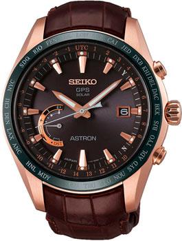Seiko Часы Seiko SSE096J1. Коллекция Astron seiko часы seiko sse049j1 коллекция astron