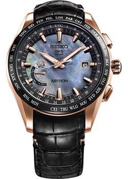 Seiko Часы Seiko SSE105J1. Коллекция Astron seiko часы seiko sse093j1 коллекция astron