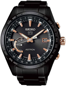 Seiko Часы Seiko SSE113J1. Коллекция Astron seiko часы seiko sse047j1 коллекция astron