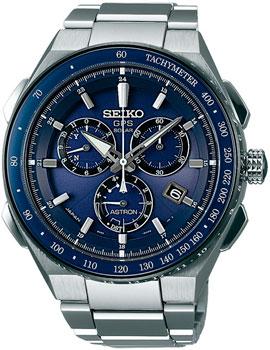 Seiko Часы Seiko SSE127J1. Коллекция Astron seiko часы seiko sse049j1 коллекция astron