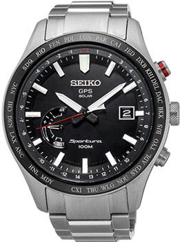 Seiko Часы Seiko SSF003J1. Коллекция Sportura seiko часы seiko spc135p1 коллекция sportura