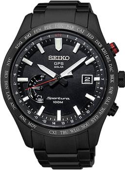 Seiko Часы Seiko SSF005J1. Коллекция Sportura seiko sportura ssc357p1